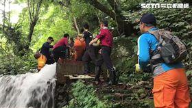 新竹夫妻到苗栗向天湖山區遊玩失蹤12天獲救