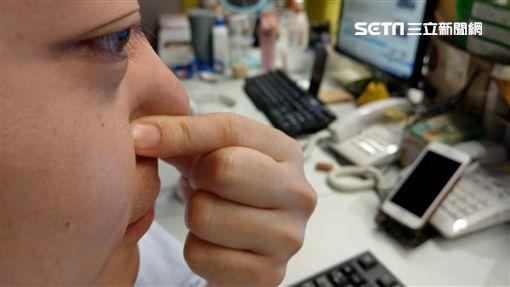 鼻竇炎,鼻涕,鼻塞,鼻涕倒流圖/資料照