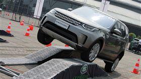 Land Rover Above and Beyond Tour全地形挑戰。(圖/Jaguar Land Rover提供)