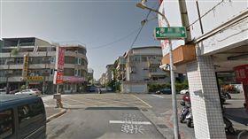 苓雅區憲政路、樂善街口(圖/翻攝自Google Map)