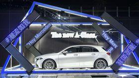 The new A-Class戶外展車體驗活動。(圖/Mercedes-Benz提供)