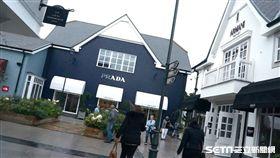 ▲英國創始的比斯特購物村,引領歐洲時尚總樞紐(圖為愛爾蘭都柏林)。(圖/三立)