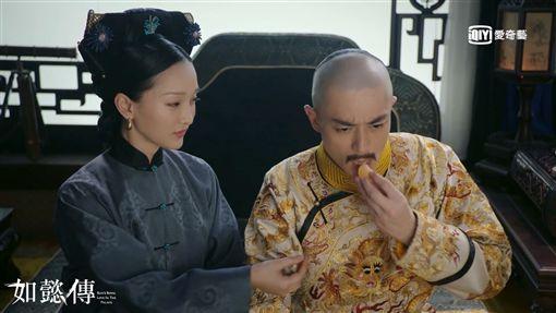 如懿傳、霍建華/愛奇藝台灣站提供