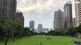 台中七期,夏綠蒂公園,西屯區。(圖/記者蔡佩蓉攝影)