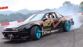 BC FORGED S13 Drift Car(圖/車訊網)