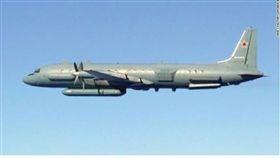 俄羅斯伊留申20(IL-20)軍機。(圖/翻攝自CNN)