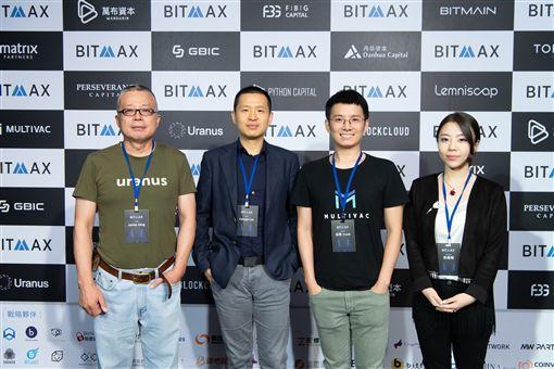 Bitmax交易平台創辦人兼執行長Dr.George Cao看好台灣區塊鏈發展