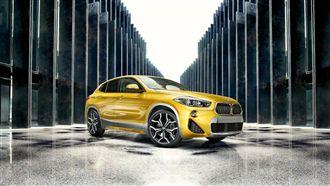 BMW跨界跑旅 X2新裝登場