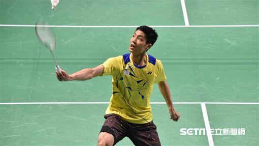 ▲周天成是亞運史上首位闖進男單決賽的台灣選手。(圖/記者王怡翔攝影)