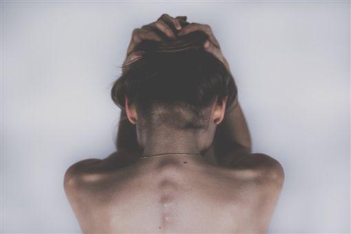 女孩,崩潰,難過,/翻攝自Pixabay