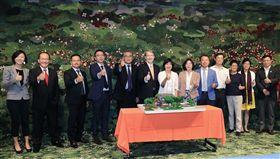 國際參與花博盛事 台荷5大企業攜手打造花博「荷蘭館」/中市府提供