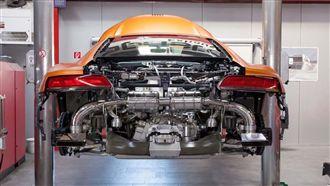 超跑神器 可變閥門排氣系統