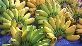 綠香蕉皮好處多,可以幫助安神、抑制憂鬱。(圖/Pixabay)