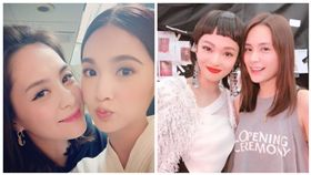 阿嬌、楊丞琳、張韶涵/翻攝自阿嬌微博、張韶涵臉書