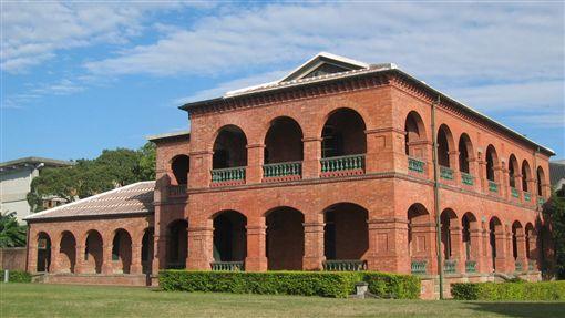 古蹟,前清英國領事官邸,淡水/google map