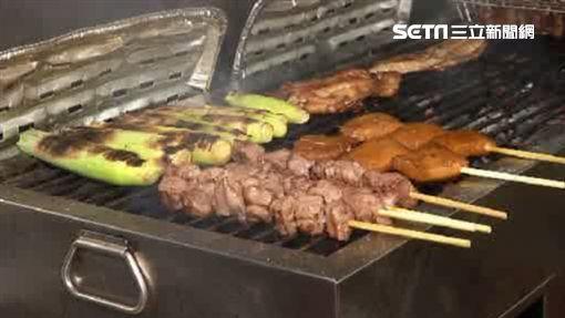 烤肉、食材