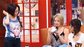 劉雨柔上請問你是哪裡人 圖/衛視提供