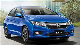 Honda City(圖/車訊網)