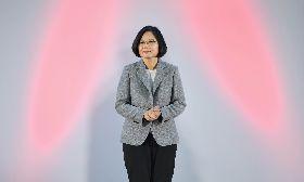 蔡總統:投資台灣現在正是時候