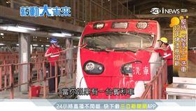 台鐵洗車王!台廠斯巴克刷出5億商機 SOT 洗車,台鐵,林錦堂,斯巴克