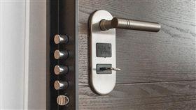 門鎖,/翻攝自Pixabay