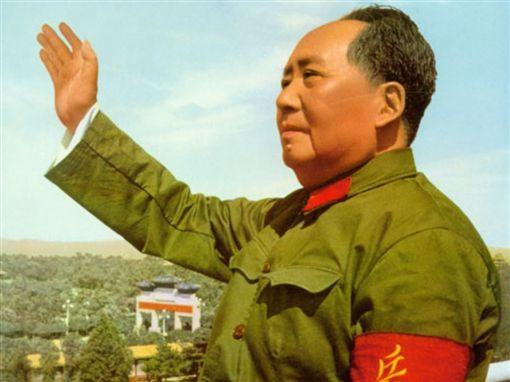 二大一廣場,毛澤東