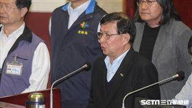 台北市政府工務局長彭振聲 圖/記者林敬旻攝