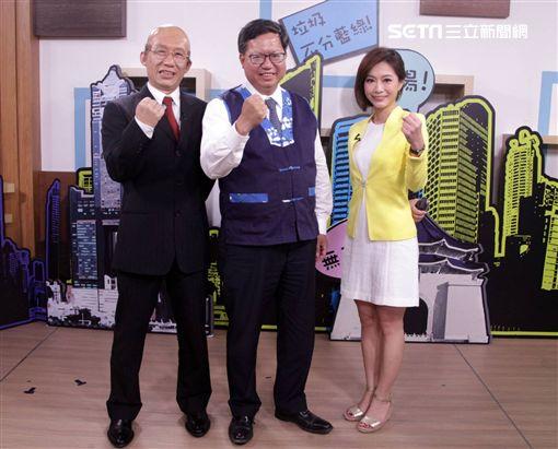 選戰,市長,選民,YAHOO TV,三立新聞網,市長進行式