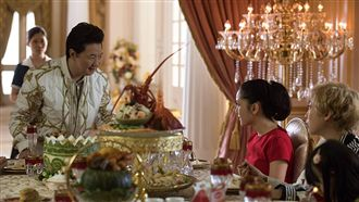 《瘋狂亞洲富豪》 為愛自由