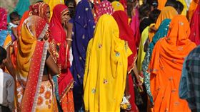 -印度-婦女-(圖/取自pixabay)