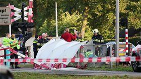 荷蘭火車撞托育中心推車  4幼童慘死另兩人重傷/美聯社/達志影像