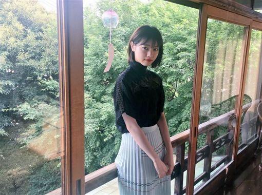 西野七瀨閃電退出乃木坂46。(圖/翻攝自西野七瀨 Twitter)