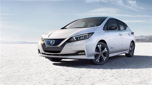 Nissan Leaf(圖/翻攝網路)