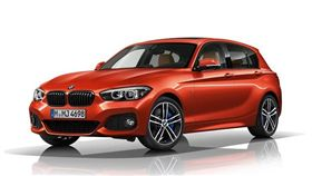 BMW 1 Series M Sport Shadow(圖/翻攝網路)