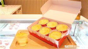九州,由布院半熟起司蛋糕。(圖/品牌提供)