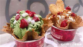 COLD STONE,酷聖石,冰淇淋。(圖/品牌提供)