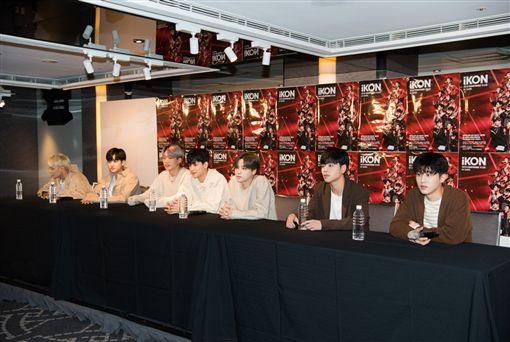 iKON/Live Nation理想國提供