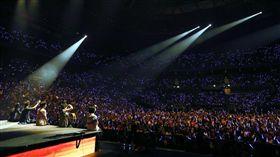 五月天,台中,演唱會,人生無限公司,洲際棒球場 圖/翻攝自五月天臉書