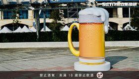 中秋連假,2018新北啤酒節,淡水,漁人碼頭,煙火