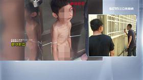 手綁束帶罰站! 3歲童被虐