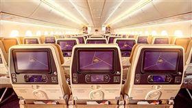 阿聯酋航空,阿提哈德航空,合併,中東雙雄 圖/翻攝自阿提哈德航空臉書