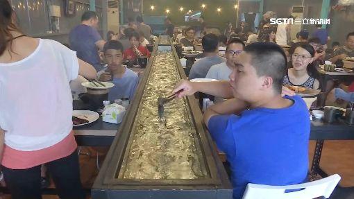 首創泰國「流水蝦」 邊夾邊烤日吃2百斤