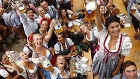 德國,慕尼黑,啤酒節,dirndl,爆乳