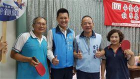 無黨籍台南市議員參選人曾信凱。翻攝曾信凱臉書粉專
