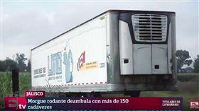墨西哥,凶殺案,貨櫃車,屍體 圖/翻攝自Youtube影片