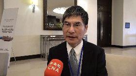 第6屆台菲部長級科技會議 陳良基受訪