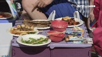 一周吃三次烤肉 39歲男驚罹大腸癌