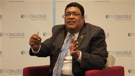 尼加拉瓜外交部次長江斯起尼加拉瓜外交部次長江斯起(Valdrack Jaentschke)24日說,尼國總統奧蒂嘉已公開表示,會維持與台灣的關係,外界對尼加拉瓜與台灣的邦誼毋須質疑。中央社記者鄭崇生華盛頓攝 107年9月25日