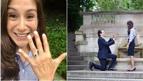 嫁衣變壽衣!科技女新貴被求婚一周後遇害身亡。(圖/翻攝WJLA)
