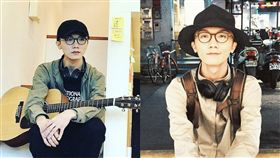 歌手謝震廷。(翻攝臉書)